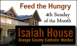 Help Feed the Hungry at Isaiah House