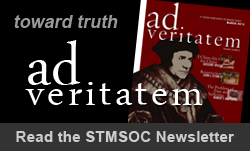 Read the Latest Edition of Ad Veritatem - the STMSOC Newsletter